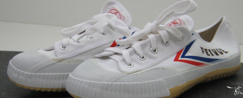 Feiyue Shoes white