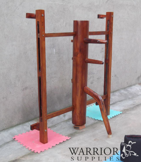 Wing Chun Wooden Dummy - Wall Mounting