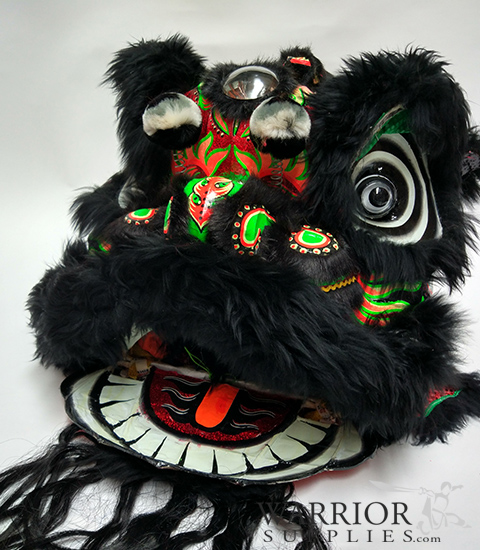 Futsan Lion with Sheep fur (high quality) , only 685 euro / set