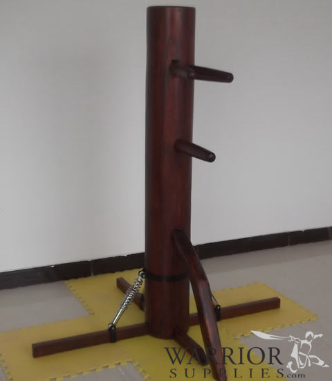 Free Standing Dummy on Tripod with Springs
