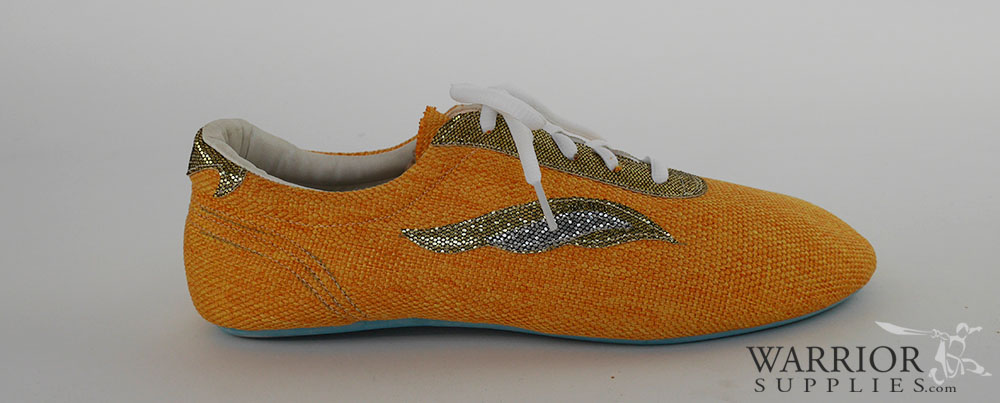 Wushu Shoes - orange